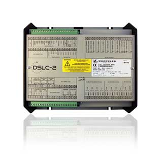 Woodward DSLC-2 Digital Synchronizer and Load Control