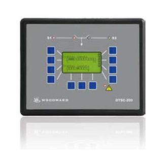 Woodward DTSC-200 Automatic Transfer Switch Controller