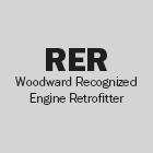 RER Woodward Recognized Engine Retrofitter