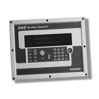 Woodward DSLC-2 Digital Synchronizer and Load Control